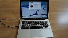 """Apple MacBook Pro 13"""" A1278 2.4Ghz 4GB 2010 modello/Ricambi/Riparazioni/difettoso/Ref473"""