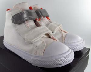 Converse Chuck Taylor All Star 2 II Infant Kids Sneakers WHITE 754202C