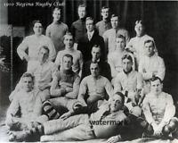 1910 CFL SRFU Regina Rugby Club Saskatchewan Roughriders 1st Season 8 X 10 Photo