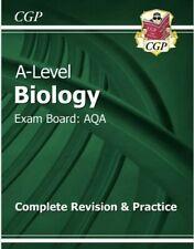 AQA A-level CGP biology revision & Practice - PDF book.