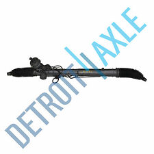 Complete Power Steering Rack and Pinion Assembly - Made in the USA