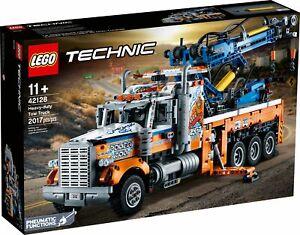 LEGO® Technic 42128 Schwerlast-Abschleppwagen +NEU OVP GRATIS POLYBAG+