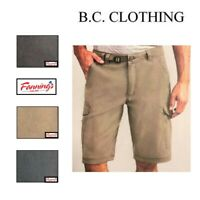 NEW! BC Clothing Men's Expedition Casual Stretch Shorts - VARIETY SZ/CLR - F21