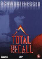 Total Recall Arnold Schwarzenegger Paul Verhoeven Momentum GB DVD Nuevo