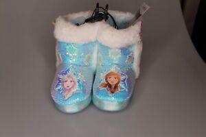 Disney Frozen 2 Slipper Bootie Slipper Toddler Girls Various Sizes NWT