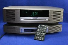 Bose Wave Music System AWRCC1 with Multi-CD Changer Accessory/Remote