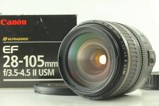 {NEAR MINT in Box} CANON EF LENS 28-105mm F3.5-4.5 Ⅱ USM AF Zoom EOS JAPAN #768d