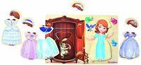 Eichhorn Disney Princesa Sofía Rompecabezas Madera 13-PIECE Juguete