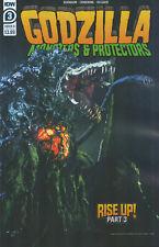 Godzilla: Monsters & Protectors Nr. 3 (2021), Photo Variant Cover, Neuware, new