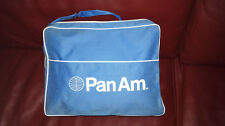 VINTAGE TRAVELER BAG PAN AM - VERY GOOD CONDITION