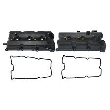 Valve Covers w/ Gaskets Left & Right for Nissan 350Z Infiniti G35 M35 FX35 3.5L