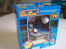 New Ms. Pac-Man Plug and Play Classic Arcade TV Game