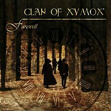 Clan of Xymox - Farewell - Clan of Xymox CD MZVG The Cheap Fast Free Post The