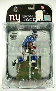 McFarlane's NFL Brandon Jacobs NY Giants 2008 Action Figure