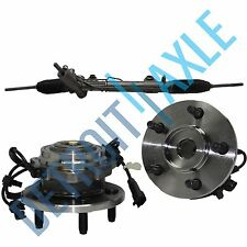 2002-2005 Jeep Liberty Power Steering Rack and Pinion Wheel Hub and Bearing ABS