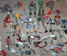 Retired Lego Hero Factory BIONICLE Figure Lot & Part Pieces