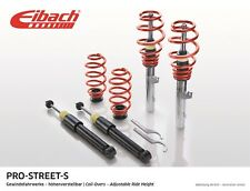 Eibach Pro Street S Gewinde Fahrwerk Edelstahl 35-65 mm für Peugeot 206 coilover
