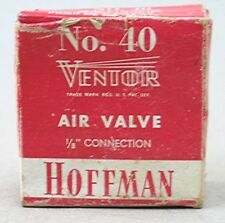 Vintage Hoffman Air Valve -- New Old stock