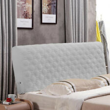 Dustproof Washable Bedroom Bed Headboard Slipcover Protector Cover 2m Queen