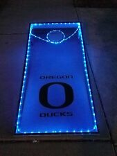 Glass Cornhole Boards