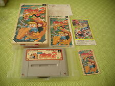 >MAHOUJIN GURUGURU 2 II ENIX RPG SFC SUPER FAMICOM JAPAN IMPORT COMPLETE IN BOX<
