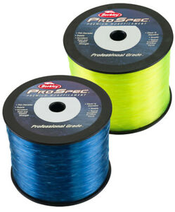 Berkley ProSpec Monofilament Fishing Line - 1 Lb. Spool - Pick Color/Line Class