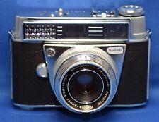 KODAK Retina Automatic III Vintage Film Camera f/2.8 45mm Lens Germany AS IS