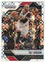 2016-17 Panini Prizm Basketball Starburst Prizm #30 Taj Gibson Bulls