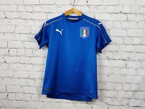 Football shirt soccer FC Italy Italia Home 2016/2017 Puma Jersey Kids Youth XL