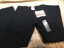 Girls Size 10 Slim Pants Arizona Flare Leg 100% Cotton Nwt