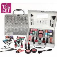 41in1 Pro Eyeshadow Makeup Kit Large Box Beauty Cosmetic Girls Travel Case Set