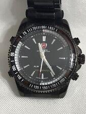 Shark Sport Watch (JAPAN Movement) LED/Quartz Chronograph Watch-NEW