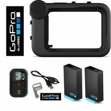 GoPro Media Mod For GoPro HERO 8 AJFMD-001 + 2X BATTERIES AJBAT-001 + REMOTE
