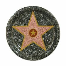 """Star Hollywood Awards Night Prom Theme Party 7"""" Paper Dessert Plates"""