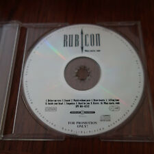 Rubicon – What Starts, Ends  PROMO CD
