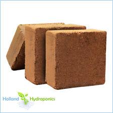 3 x 5KG COIR COCO PEAT Reusable Hydroponics Growing Medium/Soil - 100% natural