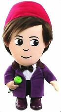 Doctor Who 11th Doctor FEZ Peluche Parlante - Matt Smith Nuevo Juguete Peluche