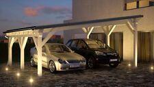 Pultdach Carport 6.64x5.10 mit 33% Carport bauen Onlinerabatt Carports ab Werk