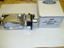 2007-14 Shelby GT500 Super Cobra Jet Ford Racing oval throttle body , 5.0 coyote