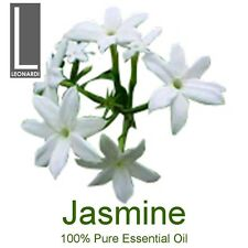 JASMINE 3% CERTIFIED ORGANIC PURE ESSENTIAL OIL 10ML