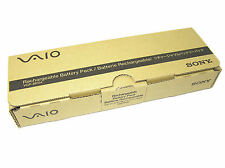 NEW Genuine Sony vaio VGN-AX VGN-BX Battery VGP-BPS4