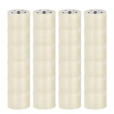 96 Rolls Clear Packing Packaging Box Carton Sealing Tape 3 X 100 Yards