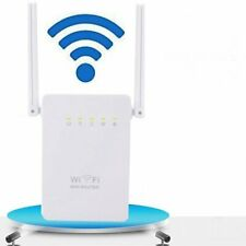 300Mbps Wireless Router Extender Signal Booster Network WiFi Repeater Networking