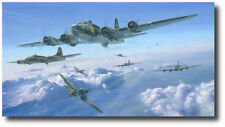 Schweinfurt - The Second Mission by Robert Taylor - B-17 - 3 Pilot Signatures