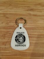 Vtg 1970s Artic Cat DEALER Advertising Keychain RARE NOS