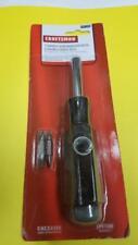 Craftsman T-Handle Screwdriver - Part # 47135 2 DOUBLE ENDED BITS