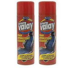 Decosol Instant Valay Foam Upholstery Cleaner 500ml 2pk - LIMITED OFFER