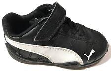 4a0a09f4fc8b PUMA Tune Cat 3 V Sneaker (Toddler) Black   White Shoes Size 5 NIB