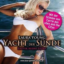 Yacht der Sünde Erotik Audio Story Erotisches Hörbuch von Laura Young MP3 CD