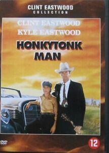 HONKYTONK MAN  - DVD